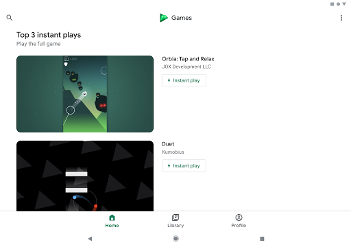 Google Play Games screenshot 7