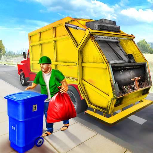 Garbage Truck Driving Simulator - Truck Games 2020