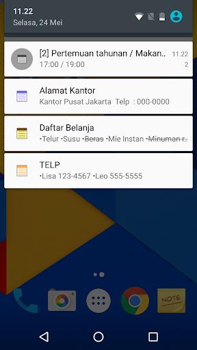ColorNote Catatan Notepad Note screenshot 6