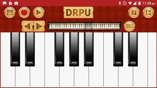 Piano Keyboard Classic Music 1 تصوير الشاشة