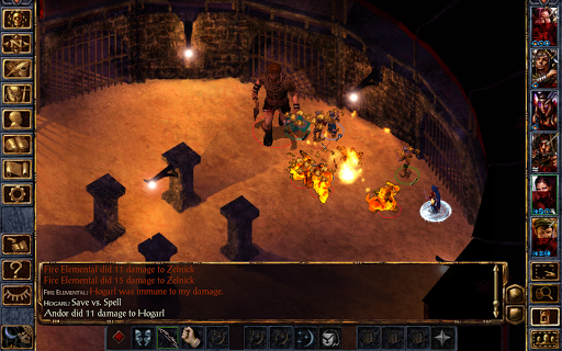 Baldur's Gate: Enhanced Edition screenshot 19