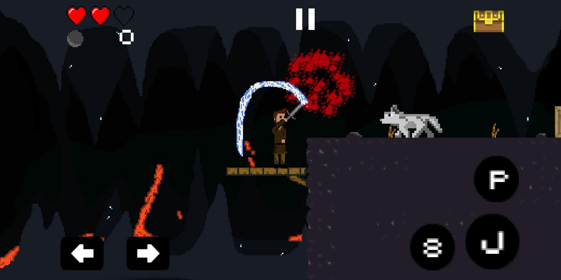 The Last Pixel Game of Love 1 تصوير الشاشة