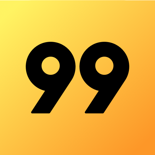 99 - Private Driver and Taxi أيقونة