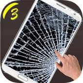 Prank Broken Screen 3 on 9Apps