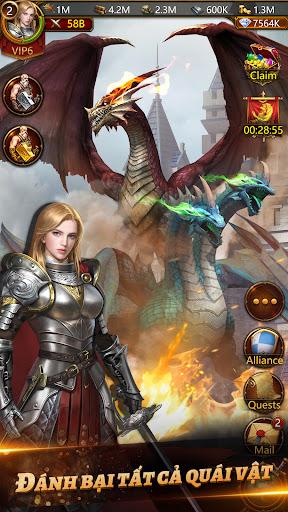 Evony - Đức Vua Trở Về screenshot 6