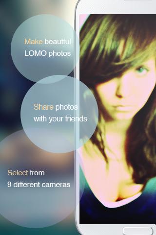 Photo Camera HD for Instagram 1 تصوير الشاشة