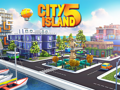 City Island 5 - Tycoon Building Simulation Offline 21 تصوير الشاشة