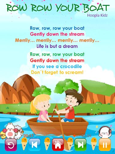 Kids Songs - Best Offline Nursery Rhymes screenshot 6