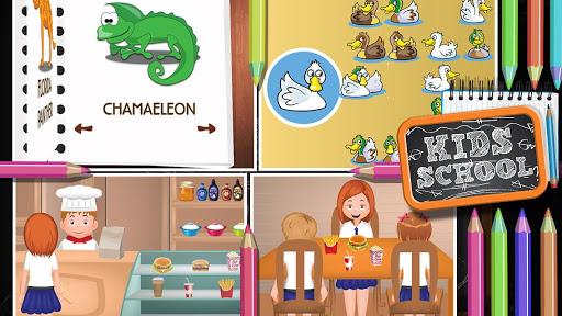 Kids School - Games for Kids स्क्रीनशॉट 4