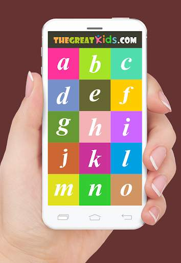 Alphabet Learning App For Kids screenshot 7