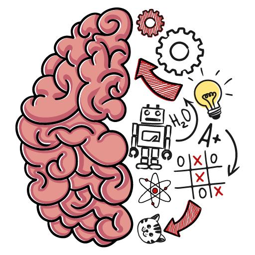 Brain Test: أحجيات مخادعة أيقونة