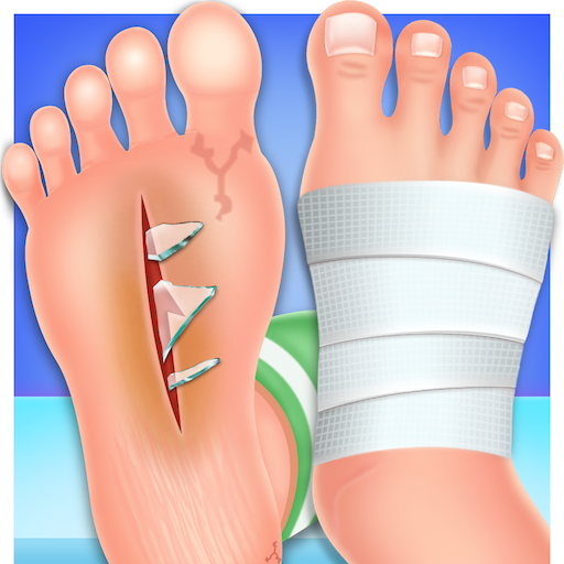 Nail & Foot doctor - Knee replacement surgery أيقونة