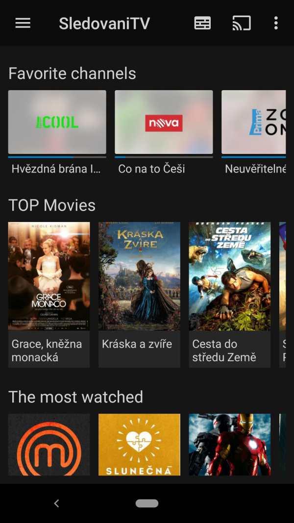 SledovaniTV screenshot 5