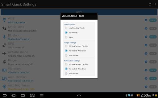 Smart Tetapan Pantas screenshot 21