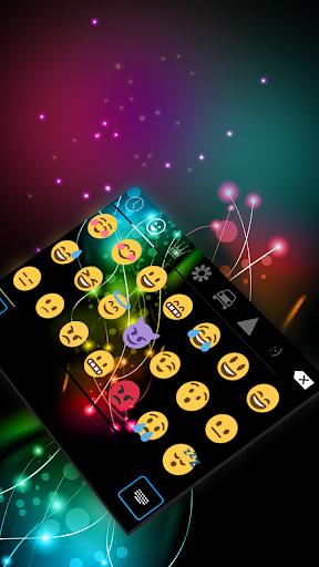 Emoji Keyboard - Color Emoji 4 تصوير الشاشة