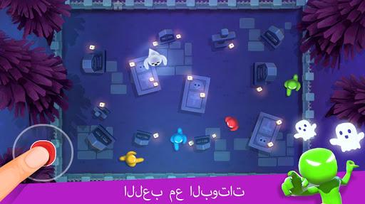 Stickman Party: 1 2 3 4 ألعاب ألعاب مجانية 1 تصوير الشاشة
