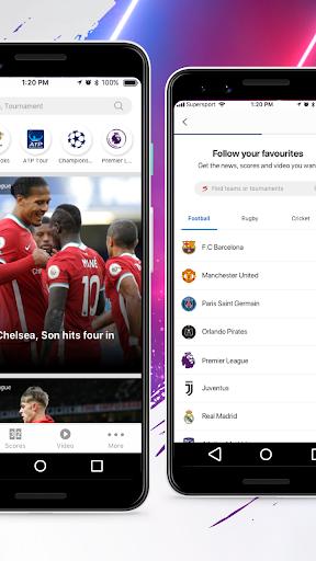 SuperSport screenshot 2