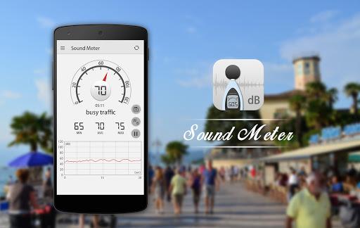 Sound Meter & Noise Detector screenshot 3
