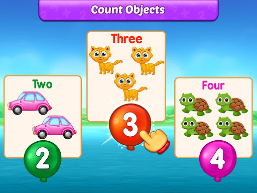 Math Kids - Add, Subtract, Count, and Learn 11 تصوير الشاشة