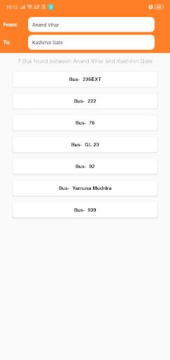 Delhi Metro Map,Route, DTC Bus Number Guide - 2020 screenshot 3