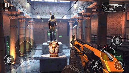Modern Combat 5: eSports FPS 12 تصوير الشاشة