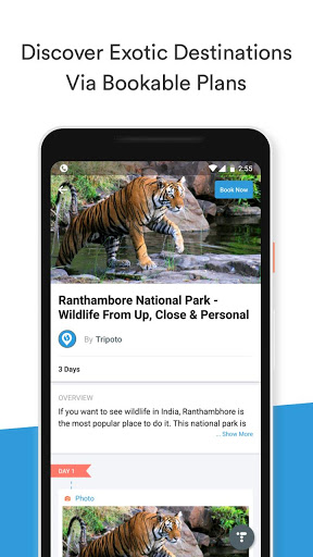 Tripoto: Indian App To Plan Trips and Share Videos screenshot 7