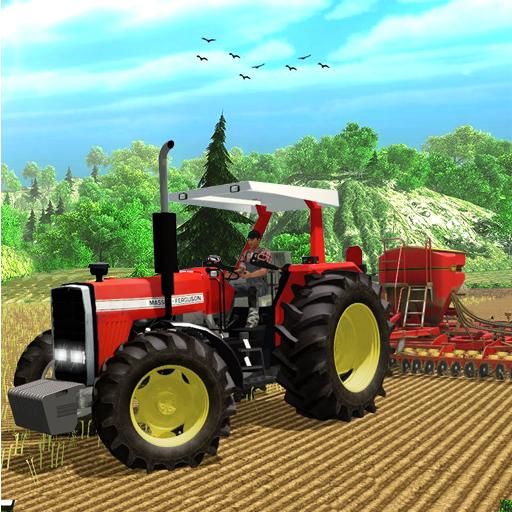 Real Farming Simulator Game icon