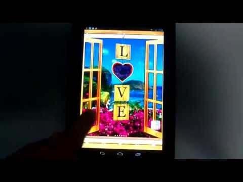 Love doors 3D screenshot 1