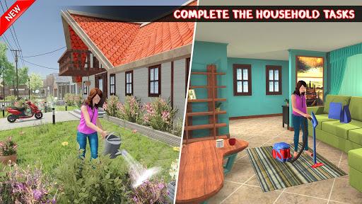 Home Chef Mom 2020 : Family Games screenshot 1