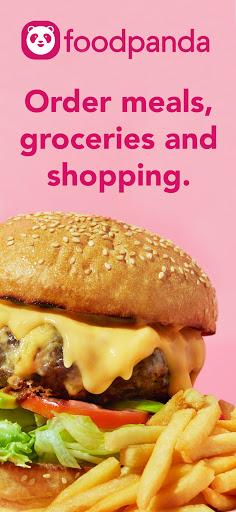 foodpanda - Local Food & Grocery Delivery 1 تصوير الشاشة