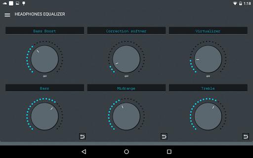 Headphones Equalizer - Music & Bass Enhancer 12 تصوير الشاشة
