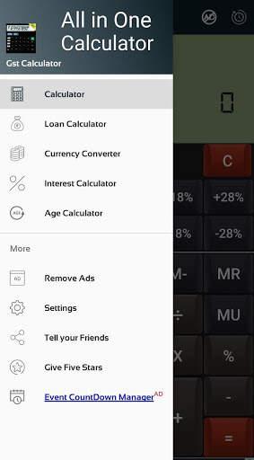 Citizen Calculator & GST Calculator-Loan Emi Calc screenshot 3