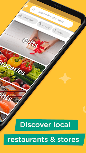 Glovo: Order Anything. Food Delivery and Much More screenshot 3