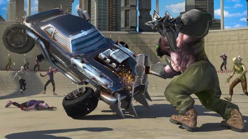 Zombie Smash : Road Kill screenshot 4