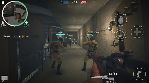 World War Heroes: WW2 FPS 5 تصوير الشاشة
