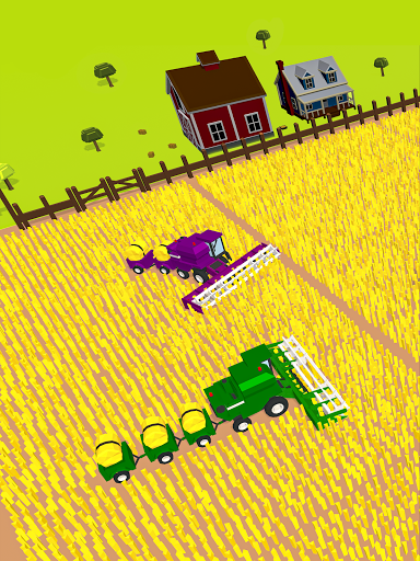 Harvest.io – Farming Arcade in 3D screenshot 8