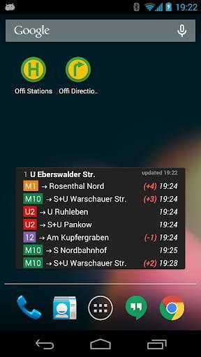 Offi - Journey Planner 7 تصوير الشاشة