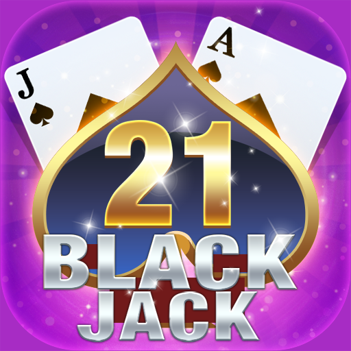 Blackjack 21 Free - Casino Black Jack Trainer Game أيقونة