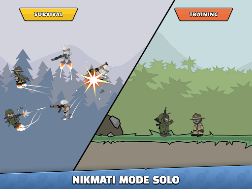Mini Militia - Doodle Army 2 screenshot 14
