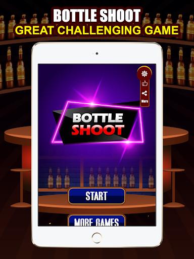 Bottle Shoot Game Forever screenshot 14