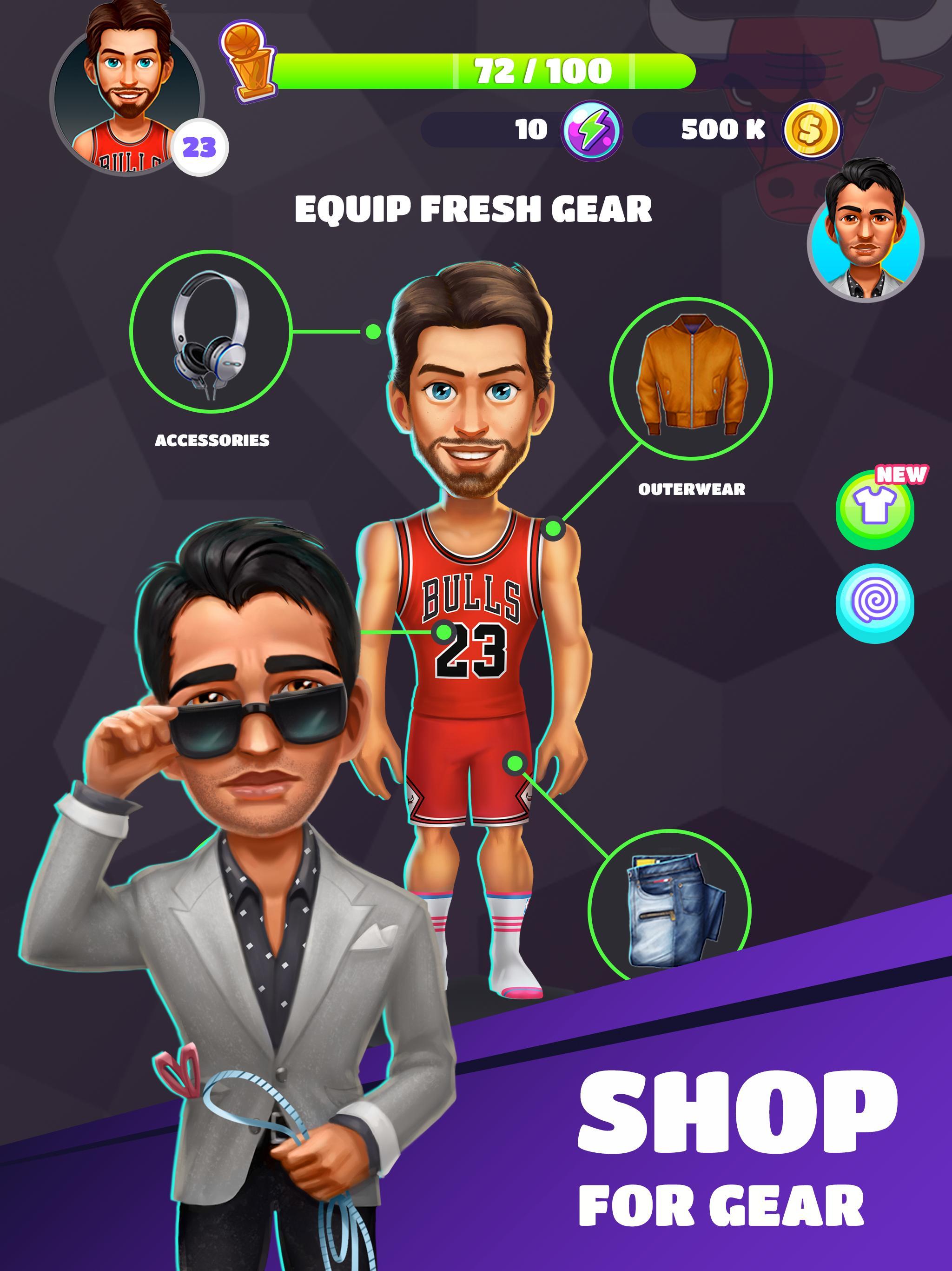 NBA Life 9 تصوير الشاشة