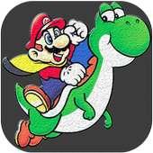 Super Mari World - Maro Classic Game S.N.E.S on APKTom