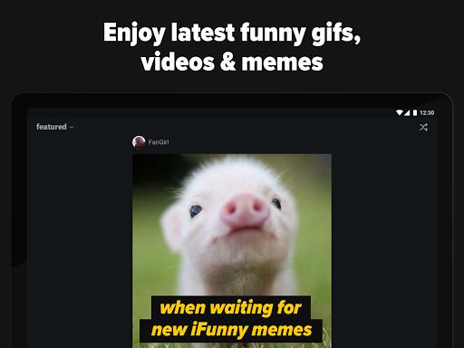 iFunny – fresh memes, gifs and videos 7 تصوير الشاشة