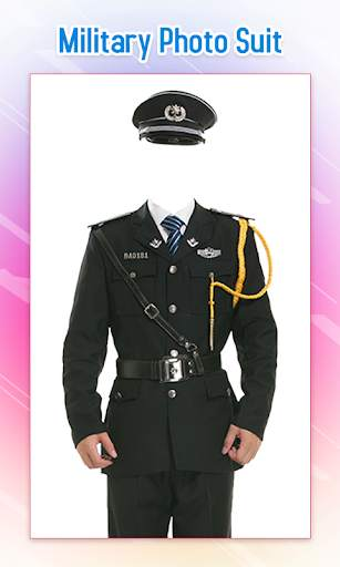 Military Photo Suit screenshot 6