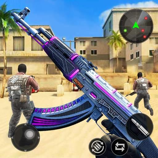 Gun Strike: Real 3D Shooting Games- FPS