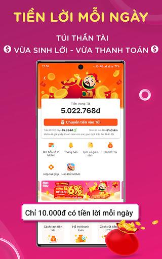 MoMo: Chuyển tiền & Thanh toán screenshot 5