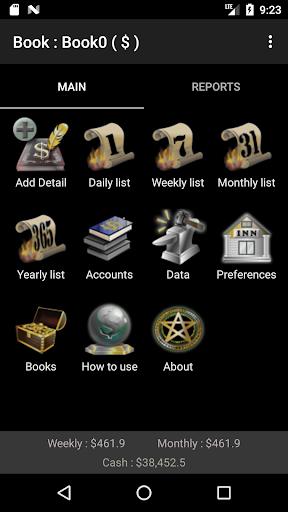 Daily Money 1 تصوير الشاشة