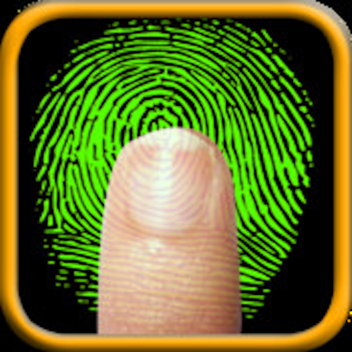 Fingerprint Pattern App Lock icon