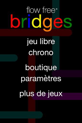 Flow Free: Bridges screenshot 2
