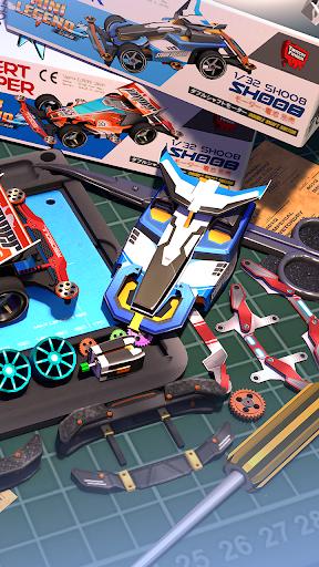 Mini Legend - Mini 4WD Simulation Racing Game screenshot 2